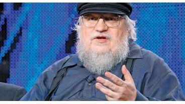 جرج آر. آر. مارتین وعده اتمام کتاب های Game of Thrones را به طرفداران داد