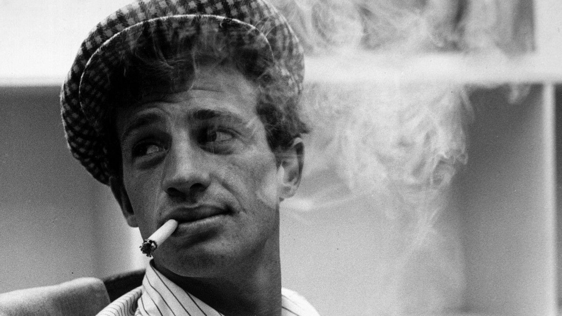 ژان پل بلموندو، ستاره فیلم از نفس افتاده درگذشت