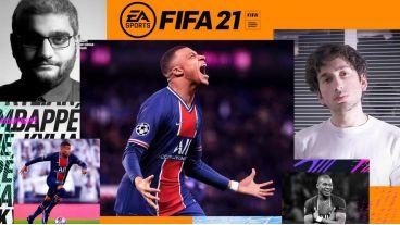 بازی FIFA 21 با لوکتو