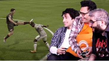 بازی FIFA 21 با لوکتو - بخش No Rules