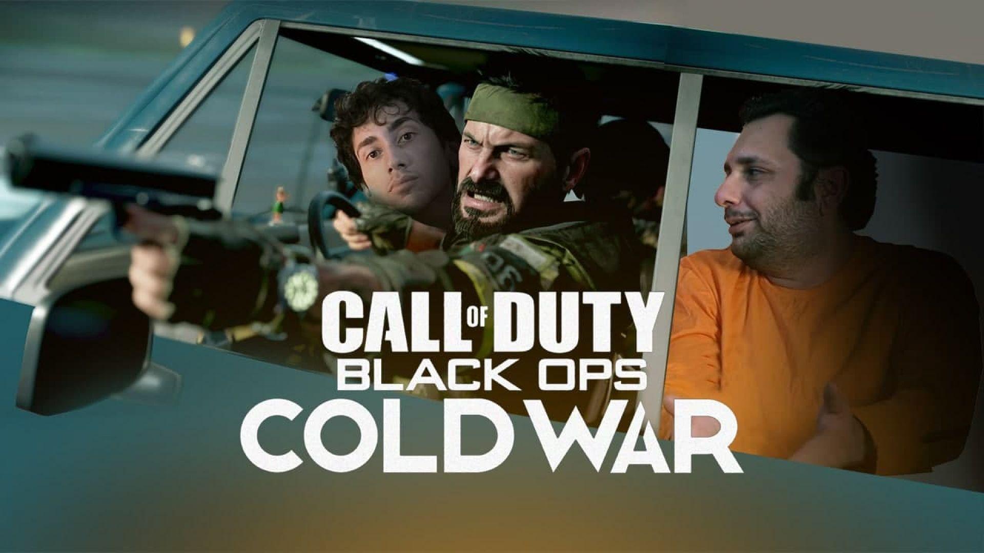 بخش داستانی بازی Call of Duty: Black Ops Cold War با لوکتو
