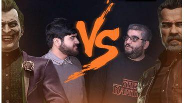 بازی Mortal Kombat 11 با لوکتو
