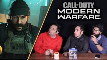 بخش داستانی Call of Duty Modern Warfare با لوکتو