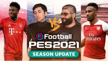 بازی PES 2021 با لوکتو