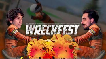 بازی کنیم - بازی Wreckfest