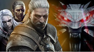 داستان کامل سری بازی The Witcher