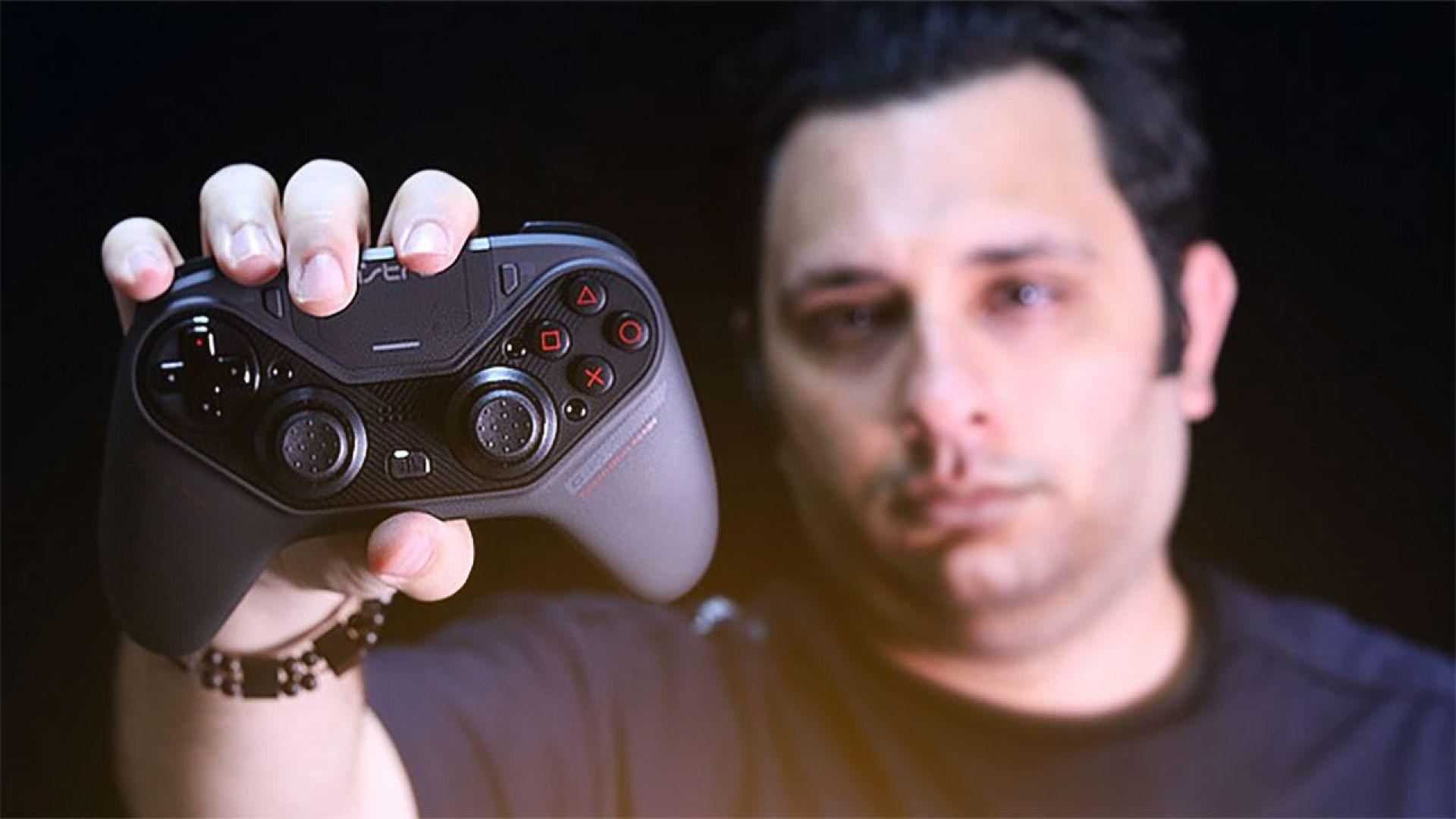 آنباکسینگ کنترلر ASTRO Gaming C40