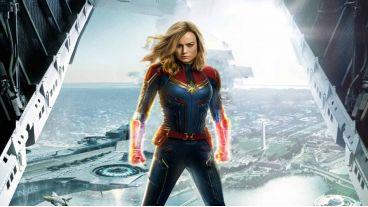 تصاویر جدیدی از فیلم Captain Marvel منتشر شد