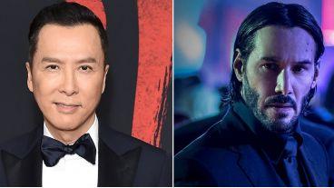 دانی ین در فیلم John Wick 4 بازی خواهد کرد