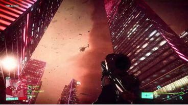 نمایشگاه E3 2021: گیم پلی بازی Battlefield 2042 در جریان رویداد ایکس باکس نمایش داده شد