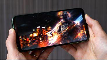 یک بازی Battlefield برای موبایل در دست ساخت است