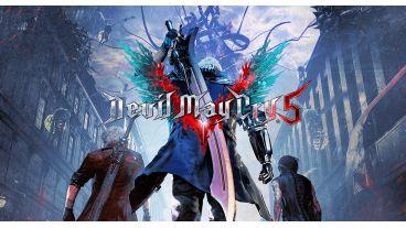 از حالت تمرینی بازی Devil May Cry 5 رونمایی شد