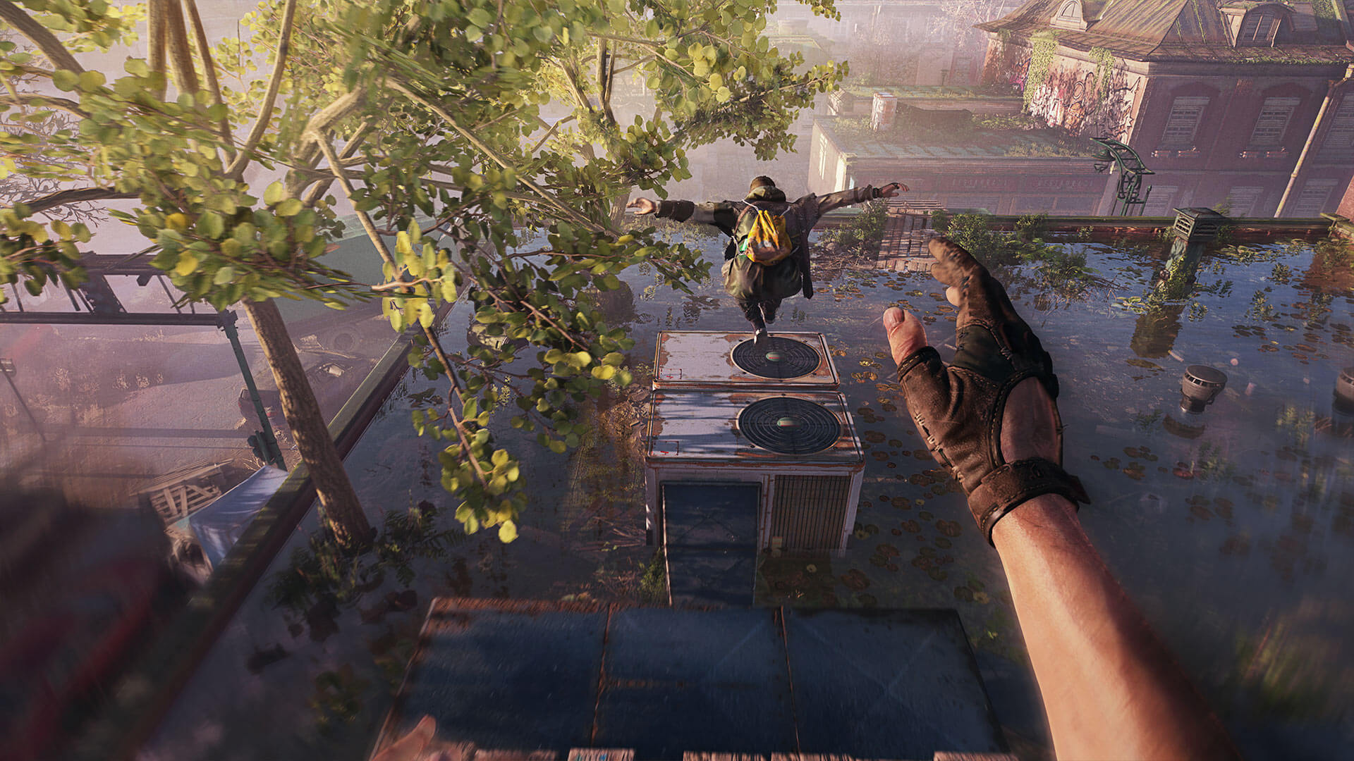 تریلر گیم پلی جدیدی از بازی Dying Light 2 Stay Human منتشر شد