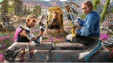مراسم TGA 2018: بازی Far Cry: New Dawn معرفی شد