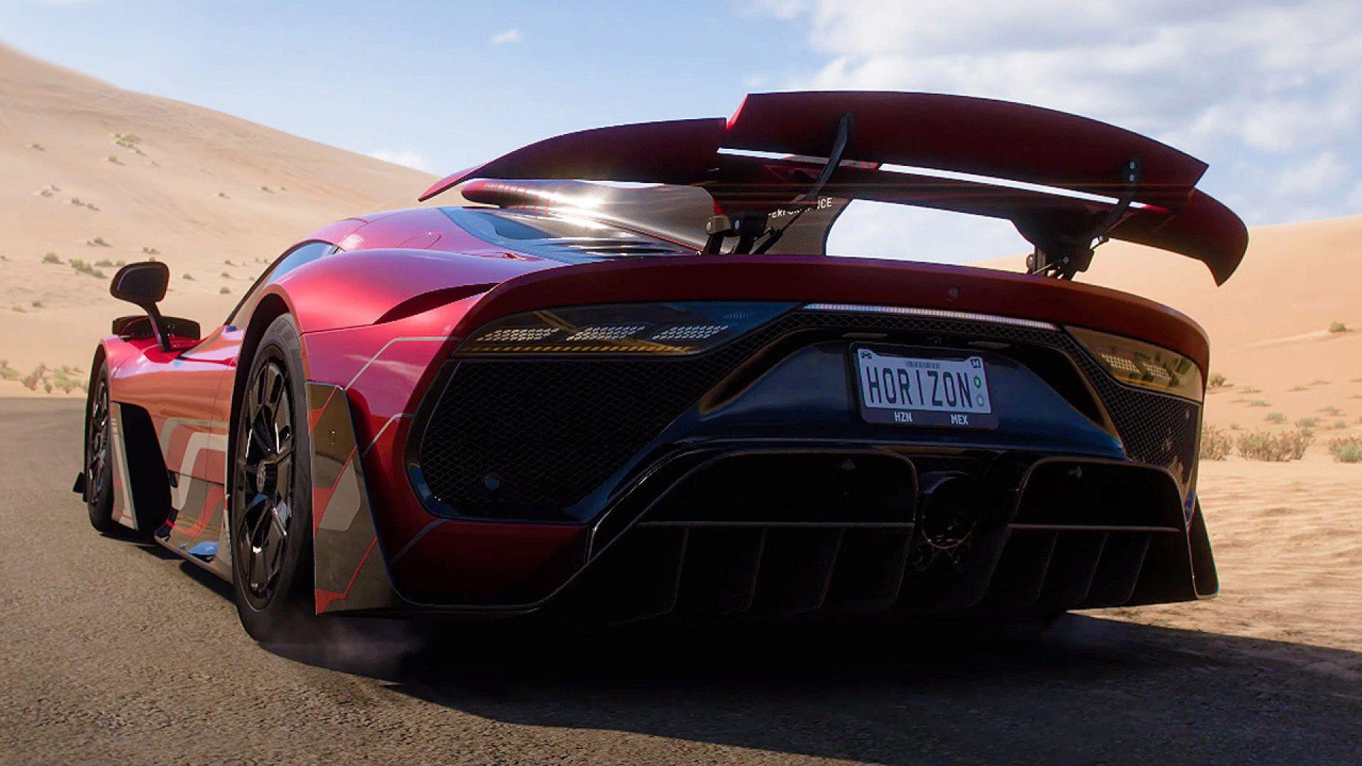 نمایشگاه E3 2021: نمایش گیم پلی بازی Forza Horizon 5