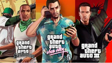 شرکت راک استار سه بازی از سری GTA را بازسازی می کند