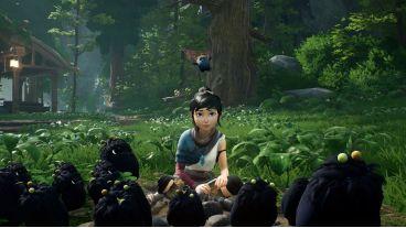 هشت دقیقه گیم پلی جدید از بازی Kena: Bridge of Spirits