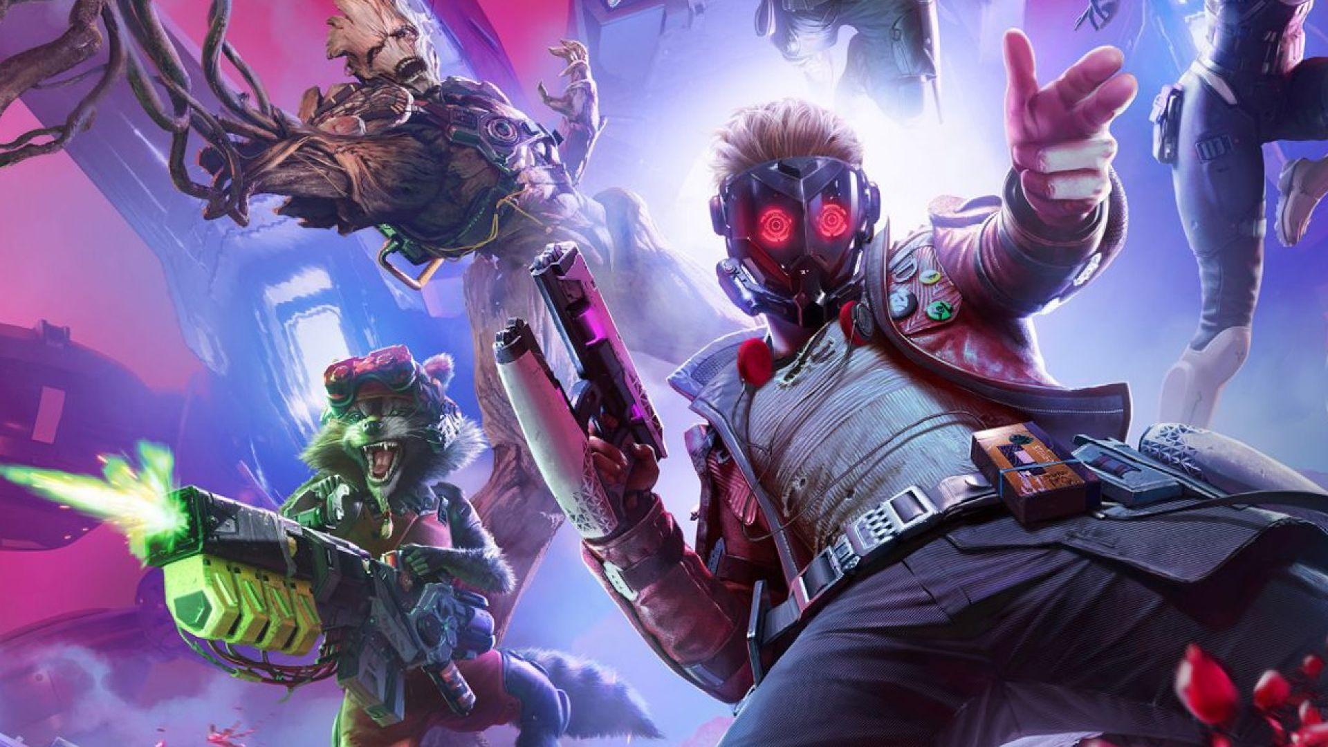 نمایشگاه E3 2021: از بازی Marvel's Guardians of the Galaxy رونمایی شد + تریلر