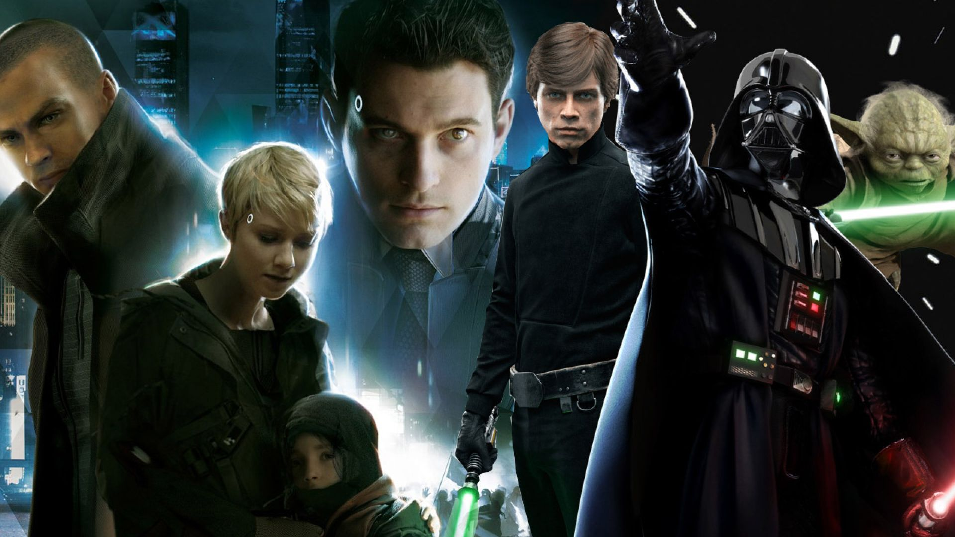 سازنده بازی Detroit: Become Human روی یک بازی Star Wars کار میکند؟