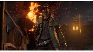 بروزرسانی جدید بازی Red Dead Redemption 2 منتشر شد