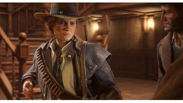 نقش زنان در بازی Red Dead Redemption 2