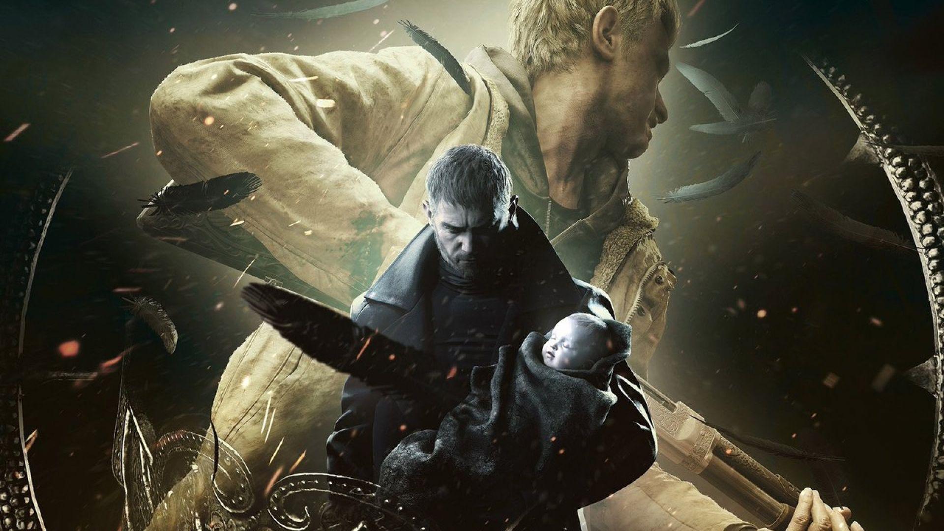 تریلر داستانی جدید بازی Resident Evil Village منتشر شد