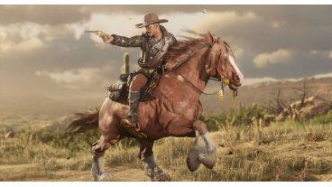 جزییات جدیدی از بخش آنلاین بازی Red Dead Redemption 2 منتشر شد
