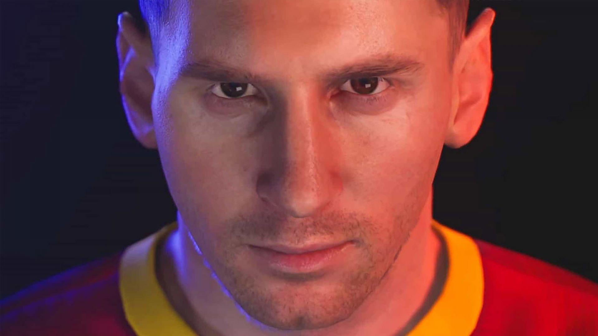 هدف بازی eFootball PES 2022 واقع گرایانه بودن روی PS5 است