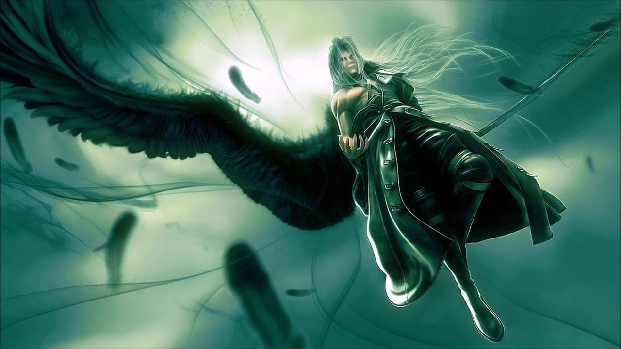 one-winged-angel