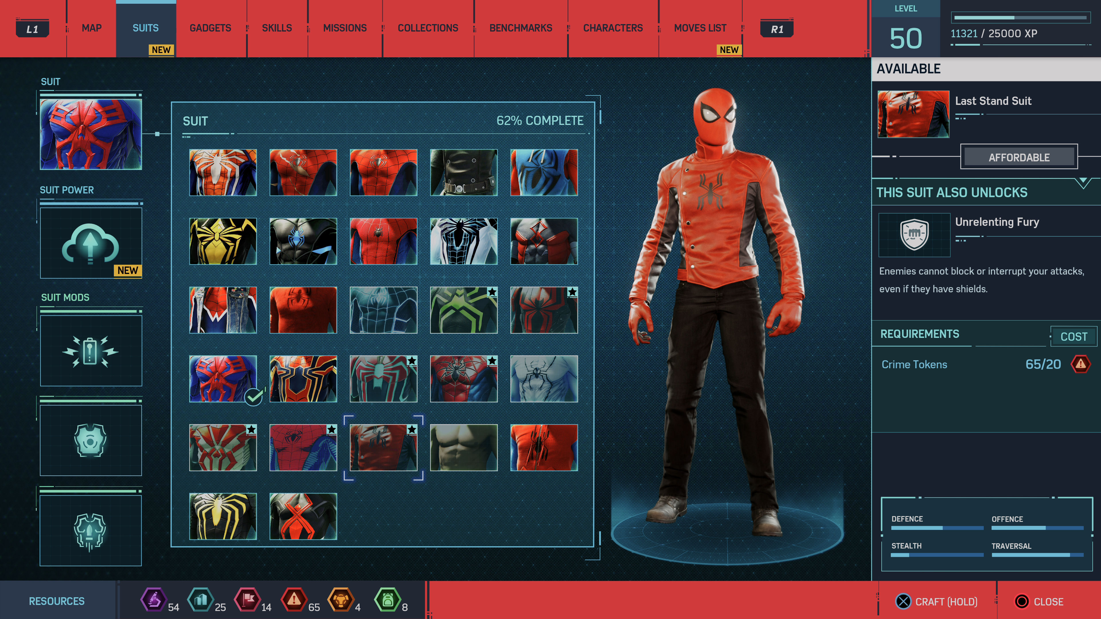 spider-man-suits